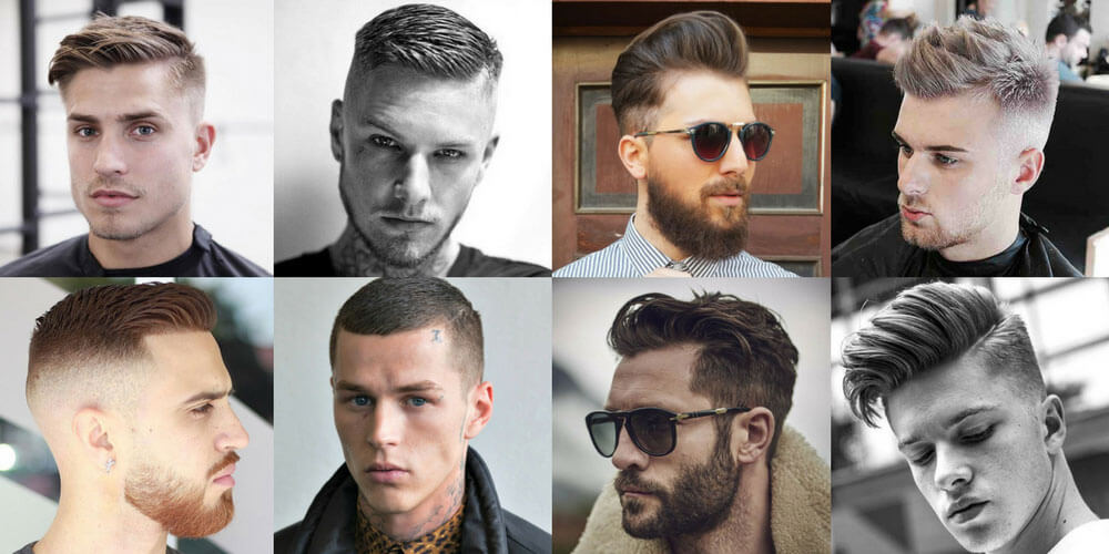 Astonishing A Guide To The Different Types Of Fashionable Mens Haircuts Schematic Wiring Diagrams Amerangerunnerswayorg